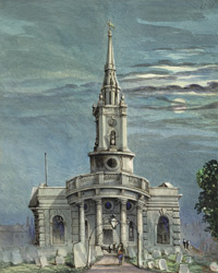 Church of St Paul, Deptford f.34